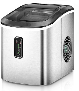 Euhomy Ice Maker Machine