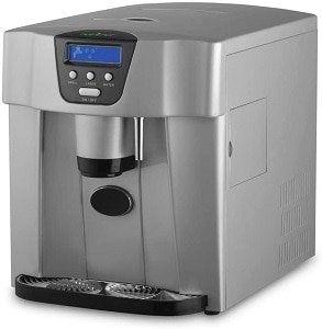 NutriChef Ice Maker with Dispenser