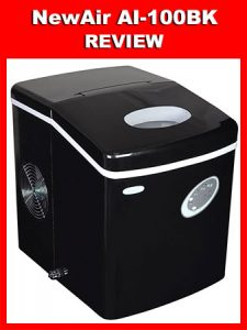 NewAir AI-100BK Ice Maker Review