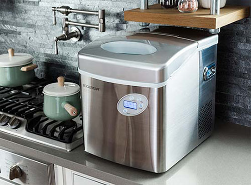 Best Self Cleaning Ice Maker