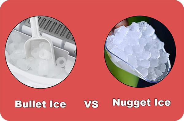 Bullet Ice Vs Nugget Ice